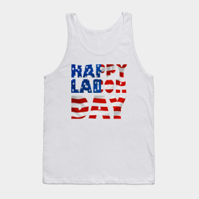 Happy America Tank Top
