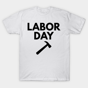 Hammer White T-Shirt